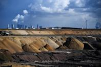Even now countries including Germany continue to burn coal