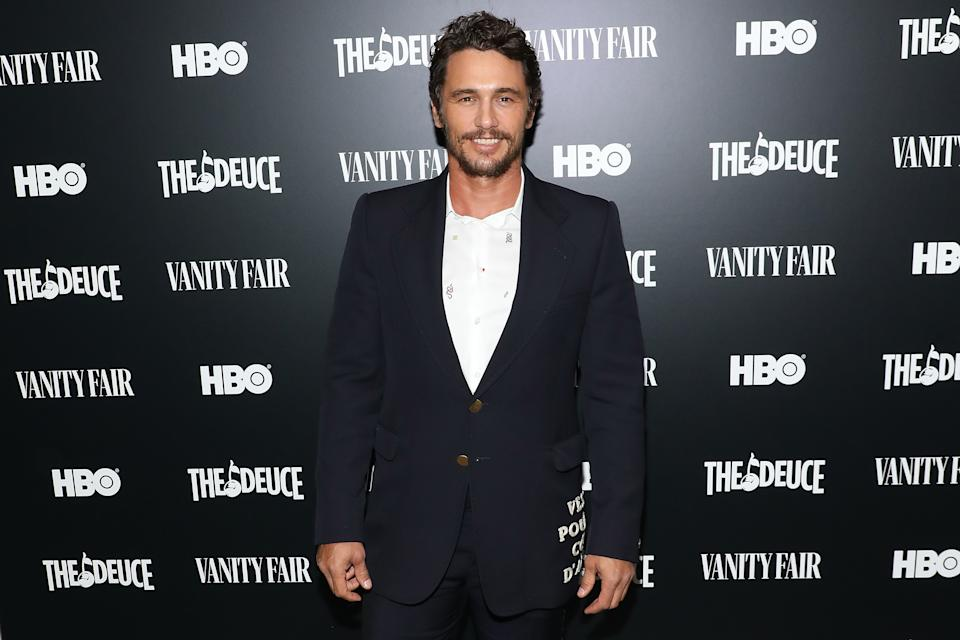 """NEW YORK, NEW YORK - SEPTEMBER 05: James Franco attends a special screening of the final season of """"The Deuce"""" at Metrograph on September 05, 2019 in New York City. (Photo by Taylor Hill/WireImage)"""
