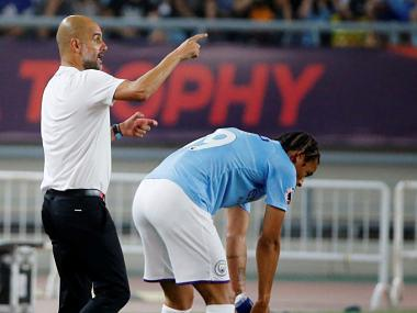 Pep Guardiola blasts 'false' report of Manchester City 'disrespect' on pre-season in China