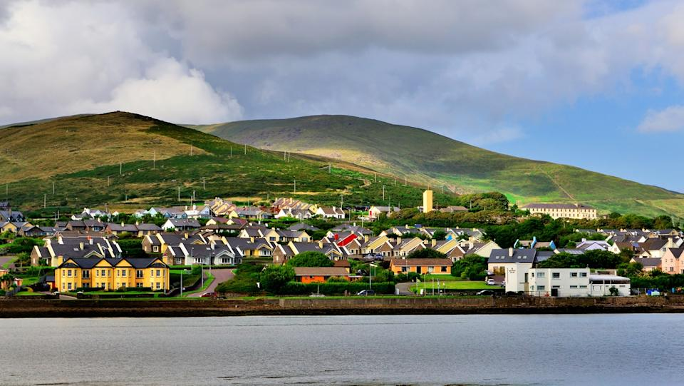 Hilary's pony ride took her through the Dingle Peninsula, in County Kerry - iStock