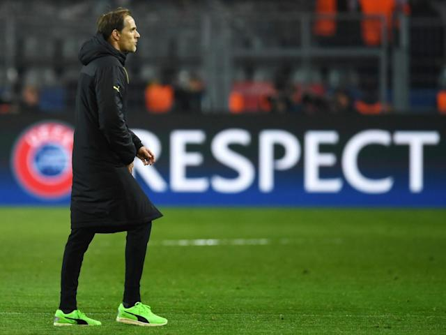 Tuchel was not happy with the rescheduling (Getty)