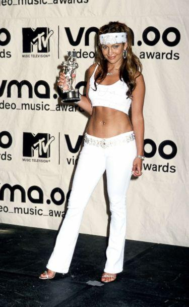 PHOTO: Jennifer Lopez attends MTV Video Music Awards on Sept.07 2000, in New York City. (Ron Galella/WireImage via Getty Images)