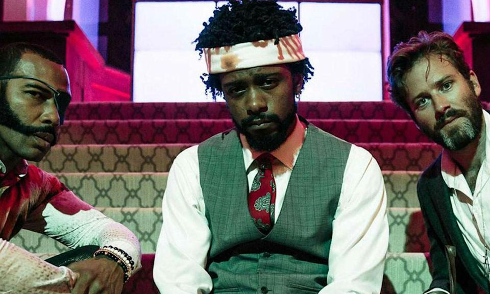 <p>A strong and thought-provoking debut from Boots Riley that tackles discriminatory class system of America as well as racial discrimination through a pop art lens. Lakeith Stanfield and Armie Hammer are on top form in this Oakland set satire for the YouTube generation. </p>