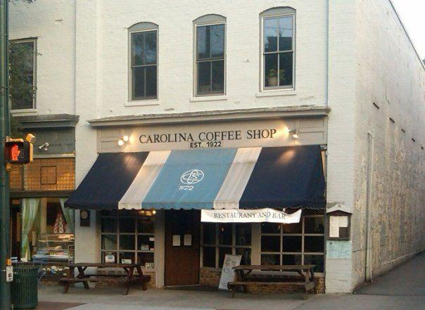 """<p><a href=""""https://www.tripadvisor.com/Restaurant_Review-g49021-d460228-Reviews-Carolina_Coffee_Shop-Chapel_Hill_North_Carolina.html"""" rel=""""nofollow noopener"""" target=""""_blank"""" data-ylk=""""slk:This spot"""" class=""""link rapid-noclick-resp"""">This spot</a> has been in operation in the Chapel Hill community since 1922, and it's much more than a place to pick up a cup of coffee. Previously, it operated as a student post office, but now serves casual comfort food and transforms into a bar at night.</p>"""