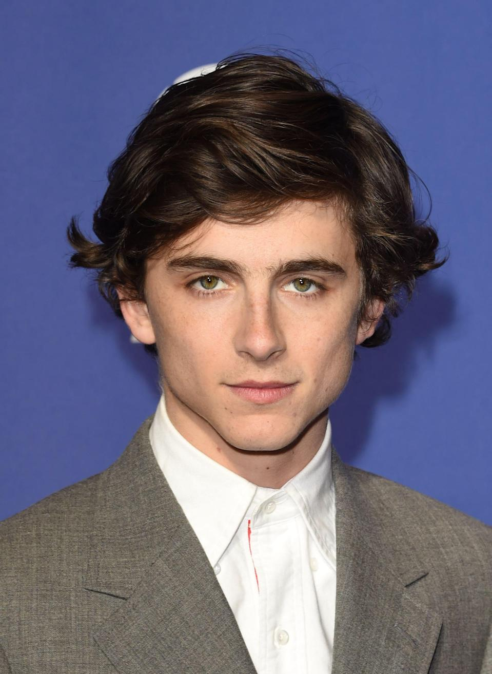 """<p><strong><em>The King</em></strong><br>TBA</p><p>Timothée Chalamet fans and English majors, get excited for this one: Chalamet stars as <a href=""""https://www.refinery29.com/en-us/2018/02/190434/timothee-chalamet-the-king-netflix-movie-henry-v"""" rel=""""nofollow noopener"""" target=""""_blank"""" data-ylk=""""slk:King Henry V"""" class=""""link rapid-noclick-resp"""">King Henry V</a> — known to his friends as Hal — in this Netflix period drama. After his brother is unexpectedly killed, Hal ends up on the throne in his early 20s. He faces a tough transition from wayward prince to king. Chalamet is joined by an exciting cast: Joel Edgerton, Robert Pattinson, Ben Mendelsohn, and Lily-Rose Depp.</p>"""