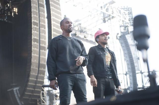 Chance The Rapper Defends Kanye West's Political Views On Twitter
