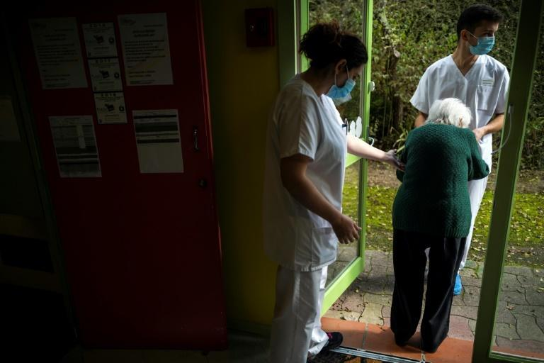 France plans to prioritize the most vulnerable, including the elderly, in its first wave of coronavirus vaccine distribution