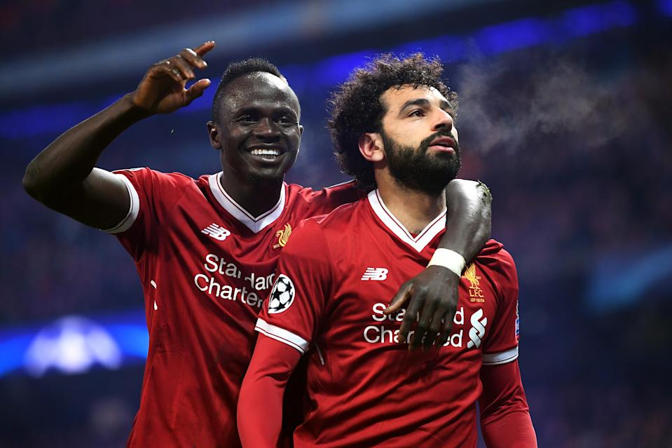Could Sadio Mane, Mohamed Salah and Liverpool get back to the Champions League final? (Getty)
