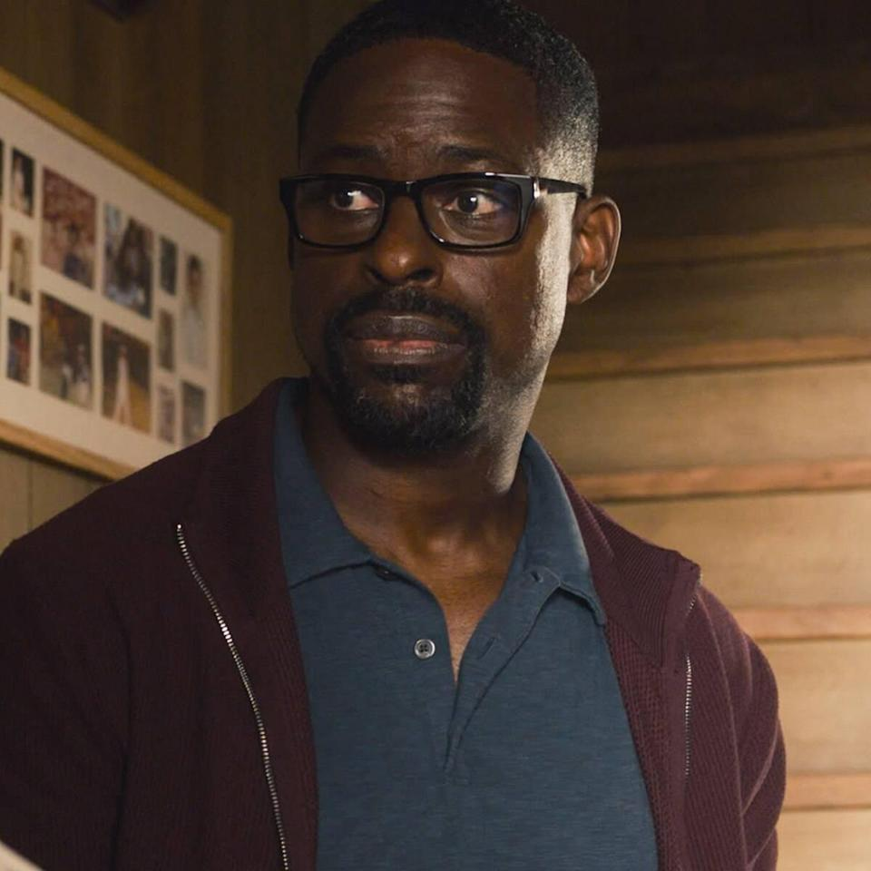 Watch Randall Learn That Tom Hanks Has COVID-19 in the This Is Us Premiere