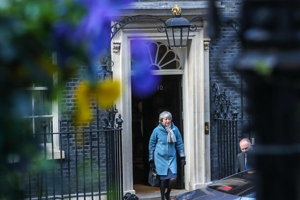 May Urges Lawmakers to Compromise and Back Deal: Brexit Update