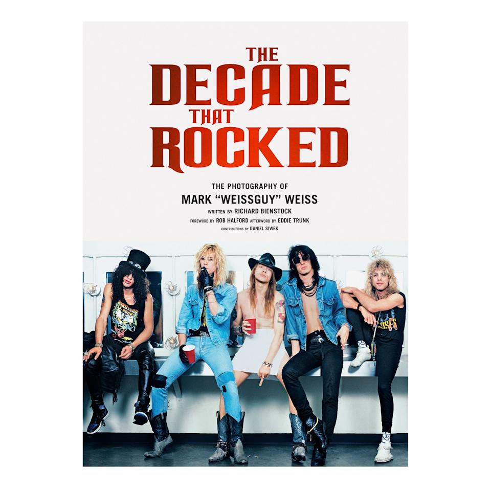 """The Decade That Rocked: The Photography of Mark 'Weissguy' Weiss""Mark Weiss of heavy metal and hard rock in the 1980s"