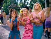 <p><strong>Her Legally Blonde angle: </strong></p><p>One half of Elle's best friends and sorority sisters from college who are much more in tune with Elle's west coast pink way of life than her new Harvard classmates.</p>
