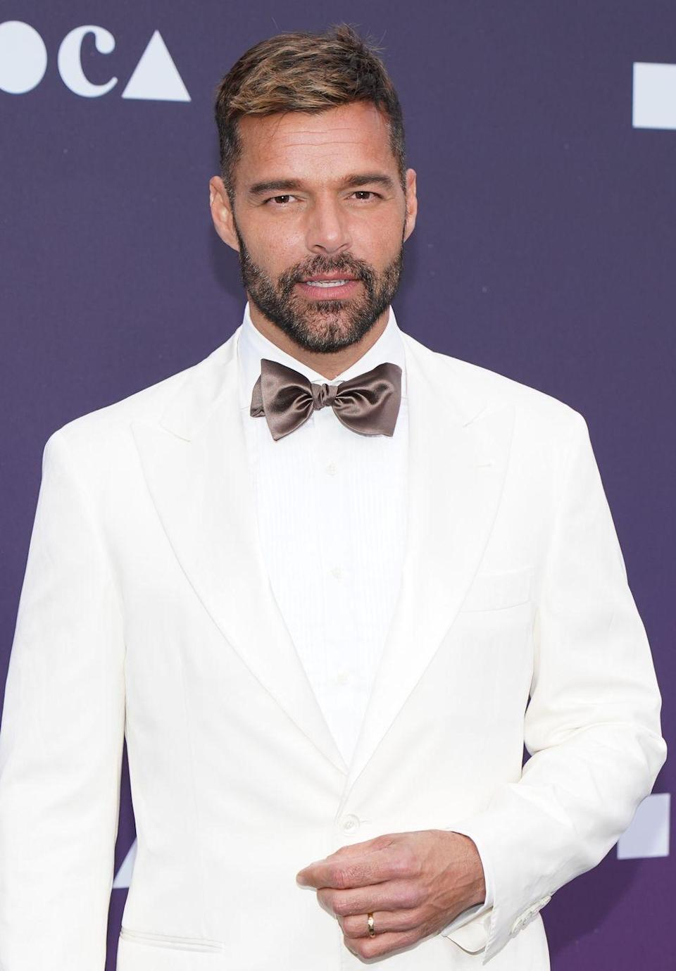 <p>As you can see, Ricky has kept it TIGHT. Besides remaining very good-looking (which, well done, mate), he's still releasing new music. He's dabbled in acting too, recently starring in the second season of <em>American Crime Story.</em><br></p>