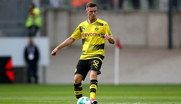 Bundesliga: BVB stattet Youngster Dominik Wanner mit Profivertrag aus