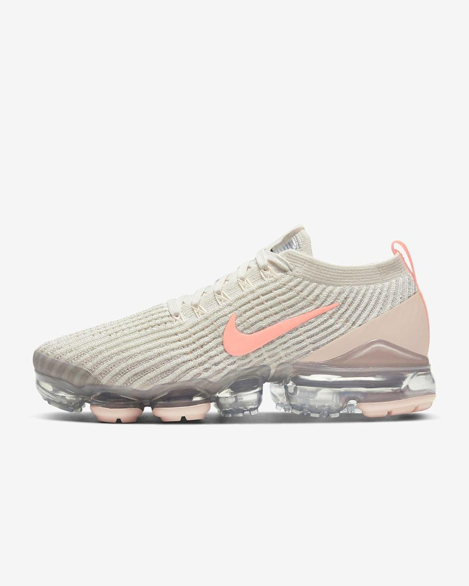 <p>These <span>Nike Air VaporMax Flyknit 3 Sneaker</span> ($200) will make you feel like you're walking on the moon.</p>