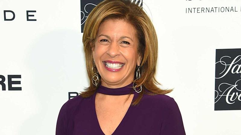Hoda Kotb Returns to 'Today' After Maternity Leave and Savannah Guthrie Couldn't Be More Excited