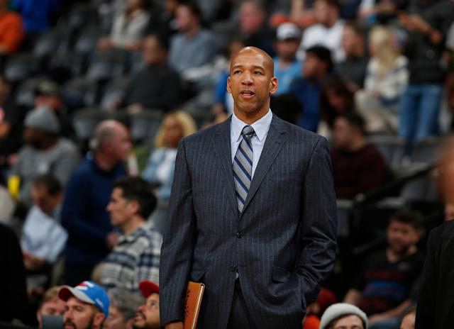 Monty Williams will be the new head coach in Phoenix. (AP Photo/David Zalubowski, File)