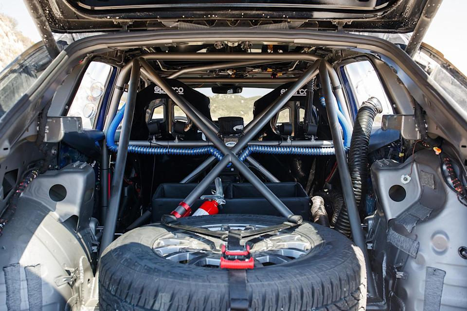 Volkswagen to test ID.4 EV performance in NORRA Mexican 1000 off-road race