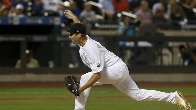 The New York Mets recorded 26 strikeouts in a loss to the Atlanta Braves.