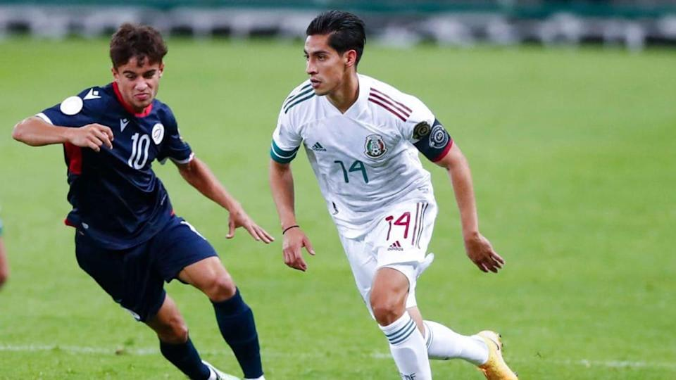 Mexico v Dominican Republic - 2020 Concacaf Men's Olympic Qualifying | Refugio Ruiz/Getty Images