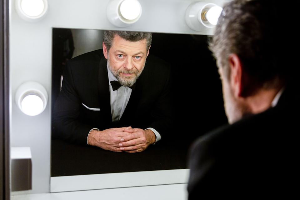 Andy Serkis, will receive the Outstanding British Contribution to Cinema Award at the 73rd EE British Academy Film Awards.