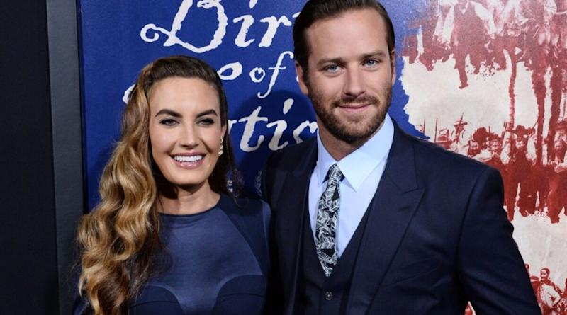 Armie Hammer and Elizabeth Chambers Announce Separation After 10 Years Of Marriage