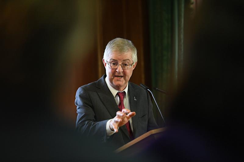 Welsh First Minister Mark Drakeford has urged assembly members to vote it down when it comes to the Senedd. (PA)