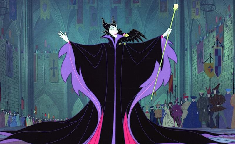 Maleficent as she appeared in Disney's 1959 Sleeping Beauty. (Disney)