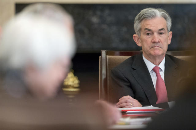 Federal Reserve governor Jerome Powell is slated to be named the successor to Janet Yellen as Chair of the central bank by President Donald Trump on Thursday.
