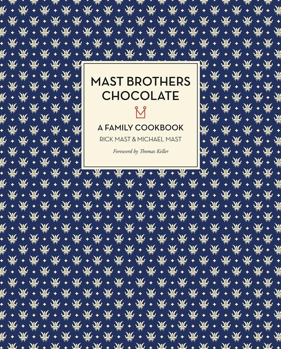 "<p>Leaders in the craft chocolate movement, get this book for your pal with the sweet tooth. <a href=""http://www.amazon.com/Mast-Brothers-Chocolate-Family-Cookbook/dp/031623484"" rel=""nofollow noopener"" target=""_blank"" data-ylk=""slk:Mast Brothers Chocolate: A Family Cookbook"" class=""link rapid-noclick-resp"">Mast Brothers Chocolate: A Family Cookbook</a> ($25)<br></p>"