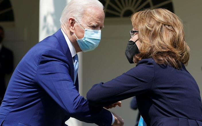 Biden Giffords - Reuters