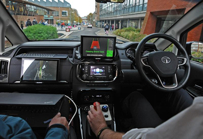 Government unveils proposals to allow remote-control vehicle parking