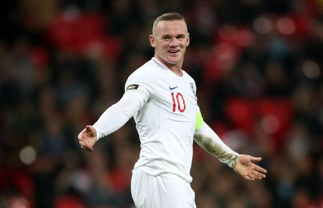 Wayne Rooney has spent his entire career in the public eye