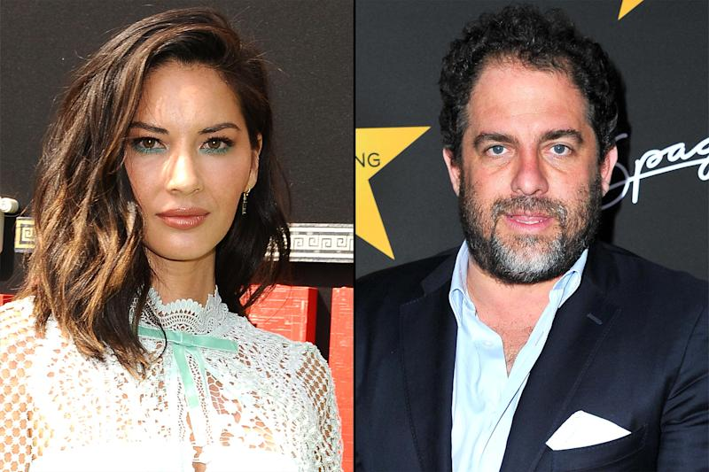 Olivia Munn upset Brett Ratner still has ties to Hollywood following allegations
