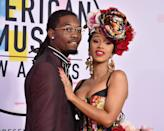 "<p>Fans of Cardi B and Migos rapper Offset quickly made the connection between their daughter's name and Dad's discography—Migos' latest two albums were <em>Culture</em> and <em>Culture II.</em> <em>""</em>Anything else woulda been basic 💁🏽♀️,"" Cardi confirmed in an <a href=""https://www.instagram.com/p/BlHLWiBHZOP/"" rel=""nofollow noopener"" target=""_blank"" data-ylk=""slk:Instagram post"" class=""link rapid-noclick-resp"">Instagram post</a>.</p><p>As for Kulture's middle name? Offset's <a href=""https://people.com/parents/cardi-b-offset-daughter-kulture-kiari-name-meaning-explained/"" rel=""nofollow noopener"" target=""_blank"" data-ylk=""slk:full legal name"" class=""link rapid-noclick-resp"">full legal name</a> is Kiari Kendrell Cephus, meaning he now shares a name and initials with his baby girl.</p>"