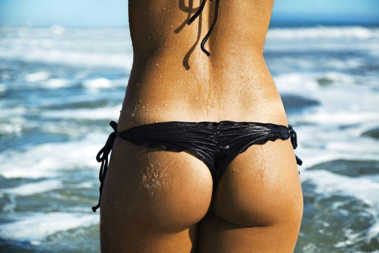 """People are not happy about """"wedgie"""" bikini bottoms. (Photo: Trunk Archive)"""