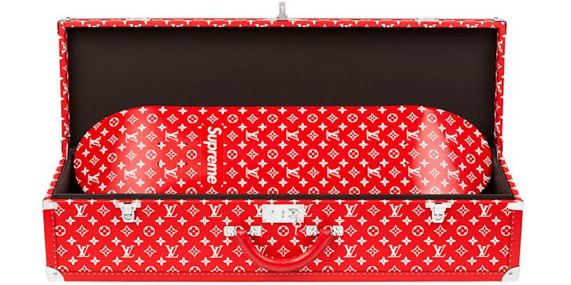 8a8d2995fd2 The Louis Vuitton x Supreme Collection Is Finally Here
