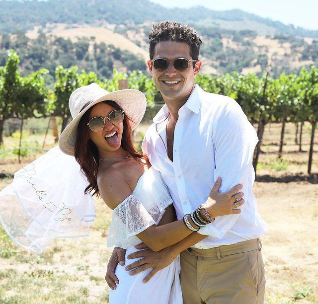 """<p><em>Modern Family </em>alumna and <em>Bachelor in Paradise </em>bartender Wells Adams were scheduled to tie the knot this summer, but, like many others, they decided to postpone the nuptials. On what would have been their wedding day, the couple <a href=""""https://www.eonline.com/news/1177597/sarah-hyland-and-wells-adams-celebrate-what-wouldve-been-their-wedding-day"""" rel=""""nofollow noopener"""" target=""""_blank"""" data-ylk=""""slk:celebrated at a vineyard"""" class=""""link rapid-noclick-resp"""">celebrated at a vineyard</a> and Wells still """"<a href=""""https://www.instagram.com/p/CDpMT7WMv8u/"""" rel=""""nofollow noopener"""" target=""""_blank"""" data-ylk=""""slk:touched a butt"""" class=""""link rapid-noclick-resp"""">touched a butt</a>."""" Okay, couple goals much?</p><p><a href=""""https://www.instagram.com/p/CDpMT7WMv8u/"""" rel=""""nofollow noopener"""" target=""""_blank"""" data-ylk=""""slk:See the original post on Instagram"""" class=""""link rapid-noclick-resp"""">See the original post on Instagram</a></p>"""