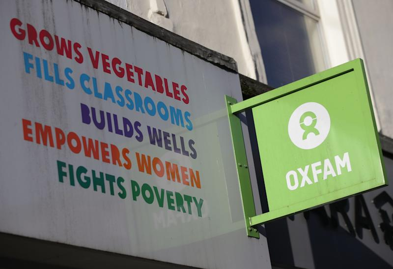 Thousands of people have cancelled their Oxfam donations (Picture: PA)