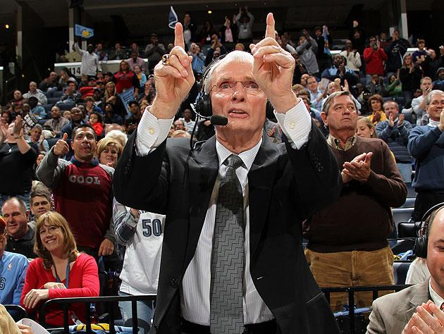 Hubie Brown grizzlies