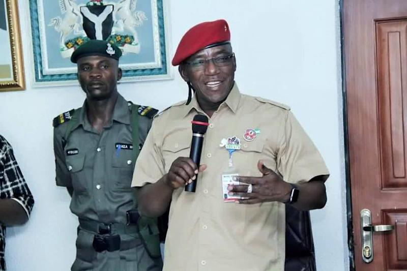Image result for Dalung: NFF's September 20 Elections Not Recognised By Nigerian Law