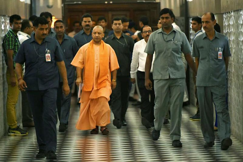 Yogi to be BJP's Star Campaigner in Karnataka, BJP Banks on His Connect With Lingayat Leaders