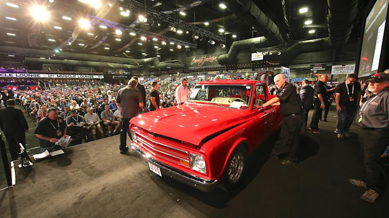 Barrett-Jackson's 2019 Scottsdale Auction.