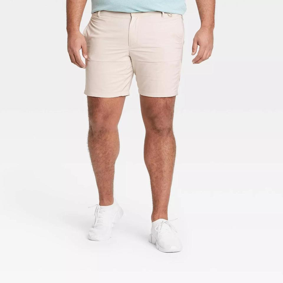 Target All In Motion Travel Shorts, best mens shorts