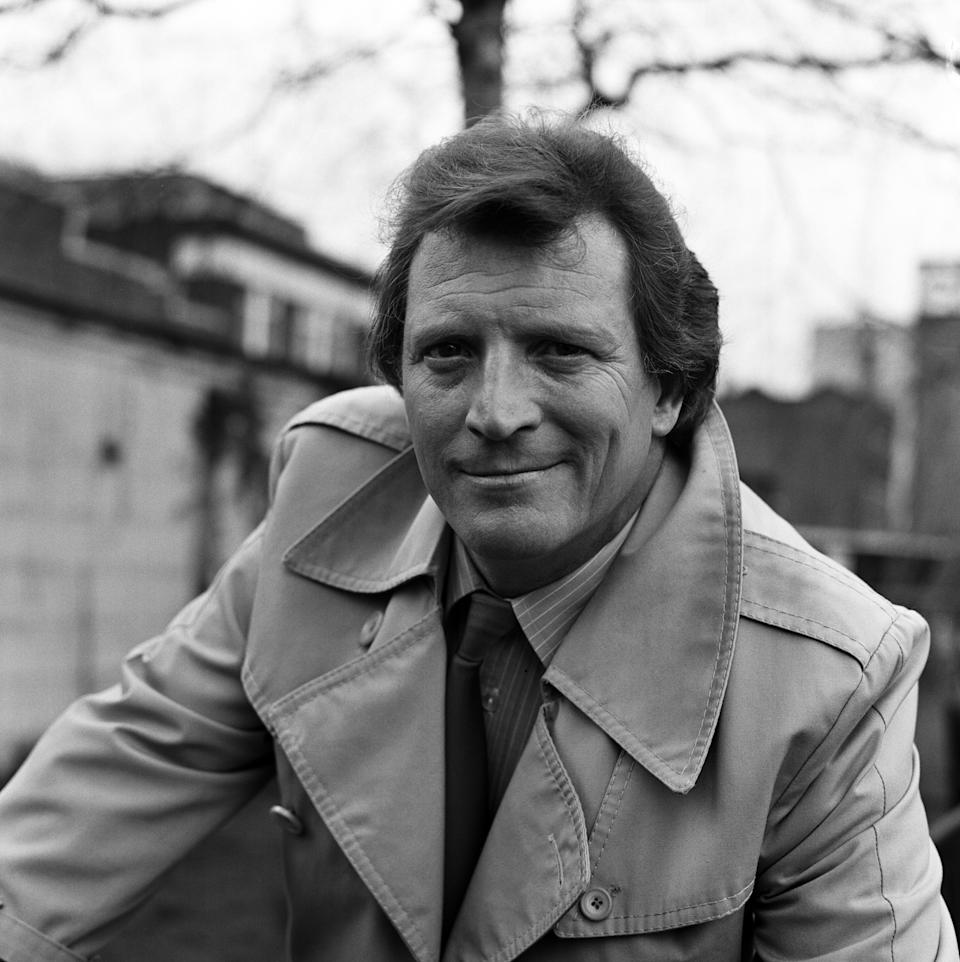 Coronation Street' actor Johnny Briggs. 7th December 1983. (Photo by Staff/Mirrorpix/Getty Images)