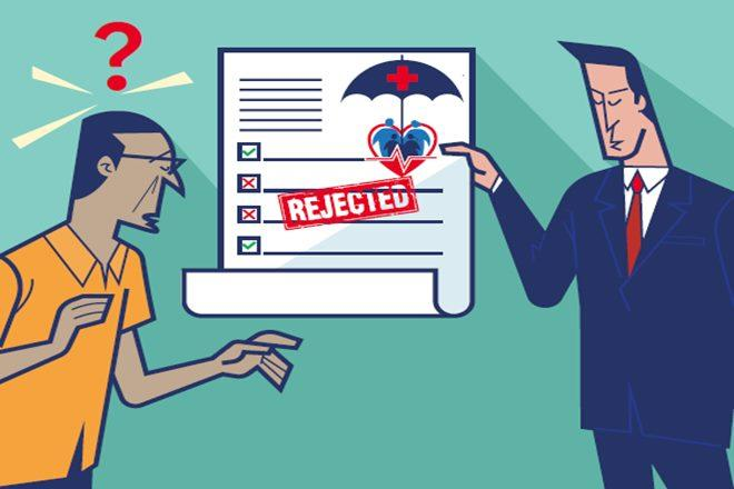 Know why health insurers reject claims