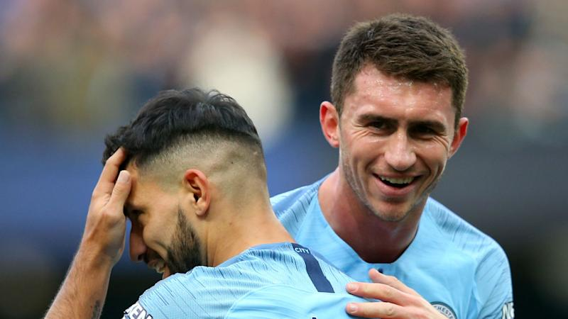 Manchester City v Manchester United: Dependable Laporte proving worth the wait ahead of derby