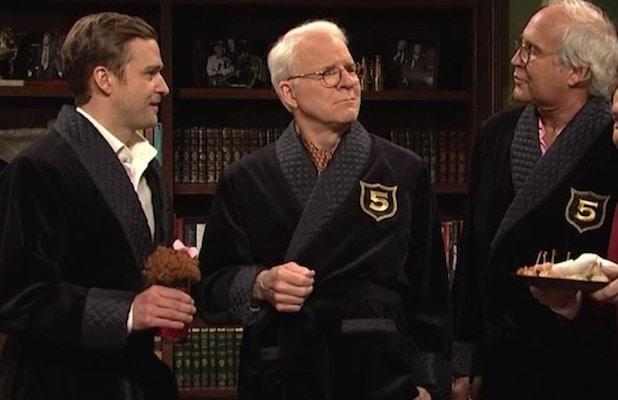 'SNL' 5-Timers Club: Most Frequent Hosts, From Alec Baldwin to Will Ferrell (Photos)