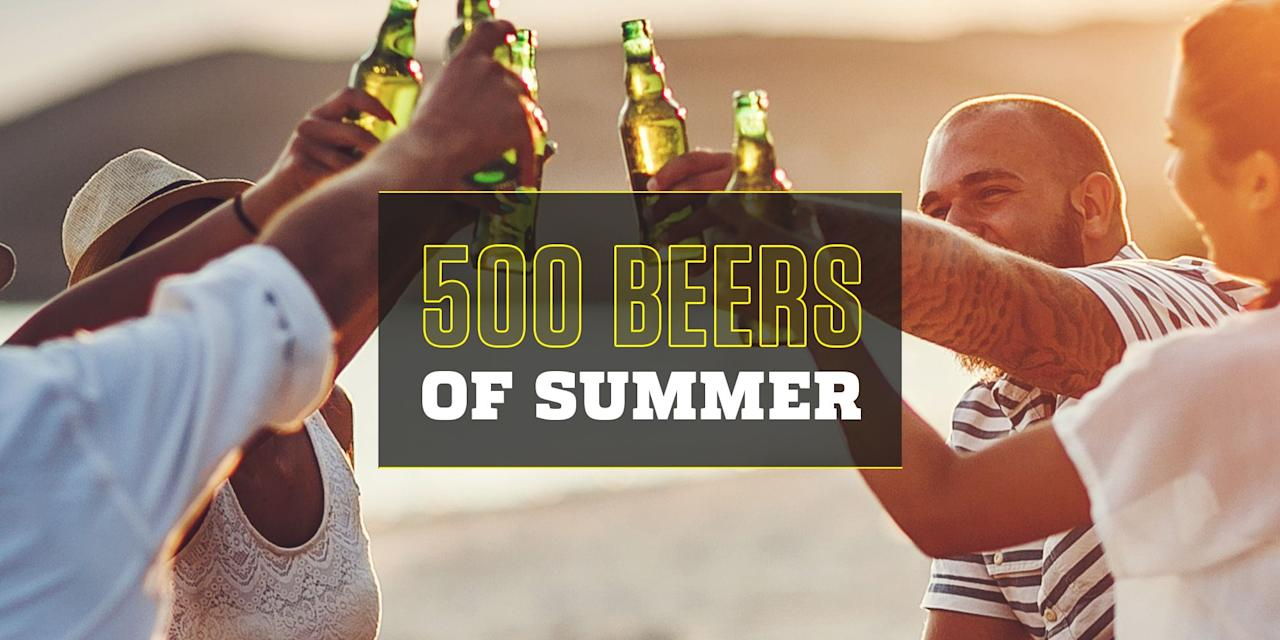 <p>With the summer solstice upon us, it's now officially summer, and you've got some drinking to do. Here are 500 beers from every state in the U.S. to help you get through these hot summer days, but...maybe don't try to drink them all in 90 days.</p>