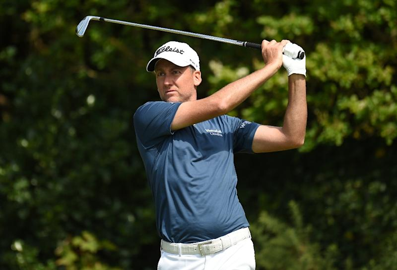 Poulter On The Up After Career Slump